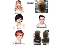 CUTTING AND COLOURING MODELS NEEDED AT OUR TONI&GUY ENFIELD SALON, FOR TRAINING WITH APPRENTICES.