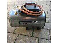SIP Fireball P41S space heater