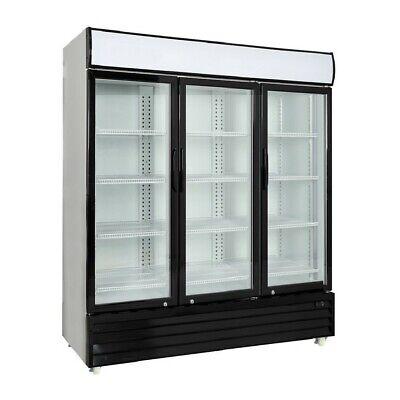 Procool Commercial 3 Glass Door Merchandiser Refrigerator - Display Cooler