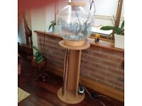 Bi Orb 30 litres. Complete with stand and accessories.