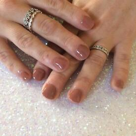 Polished to perfection nail technician