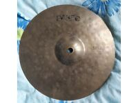 "Vintage 80s Paiste 200 12"" Splash Crash Cymbal"