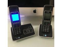 BT 6500 Cordless DECT Phone with Answer Machine and Nuisance Call Blocking.