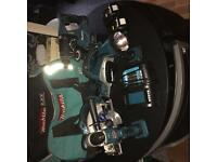 Makita powertool set