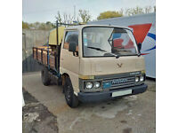 Left hand drive Nissan Cabstar F22 2.5 diesel single wheel 3.5 Ton truck