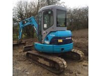 Digger Hire Good Rates Armagh Area