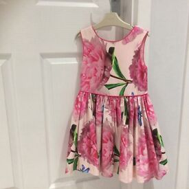 Girls Ted Baker Dress