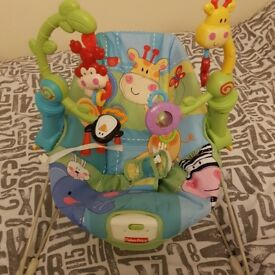 Discover n' Grow Activity Baby Bouncer by Fisher-Price