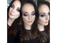 Freelance Makeup Artist and Hair Stylist available to your door