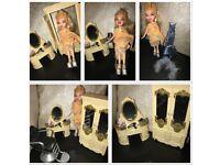 Cloe Bratz doll with accessories !