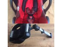 Maxi Cosi Cabriofix Car Seat & EasyBase
