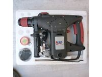 New Ferm FBH-1100 Rotary Hammer SDS Drill 1100 w