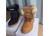 Timberlan women's boots