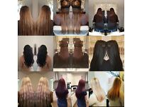 Hair extensions by nicola