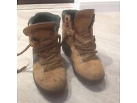 Men's Timberland heavy boots size 10 1/2