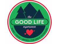 Good life experience festival tickets x 2 - Full weekend camping + parking (also sell individually)