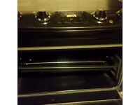 Zanussi fan assisted oven