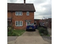 Large 2 Bedroom End Terrace House with Off Road Parking