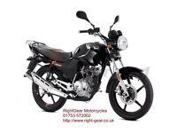*Brand New* 17 plate Lexmoto ZSF (YBR) Learner 125. Warranty, Delivery, Part-ex: 27-02