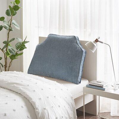 Intelligent Design Luxe Chenille Headboard Pillow