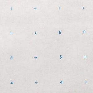"""36"""" Dotted Pattern Paper - Alphanumeric - 5 yard roll"""