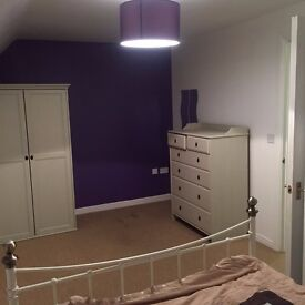 Spacious double room to rent at Woodfield Plantation £330pm all bills inc