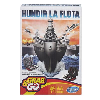 Hundir la Flota Viaje - Juego de mesa - Hasbro Gaming -...