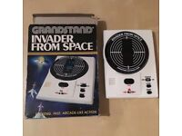 Invader from space by Grandstand 80s retro game
