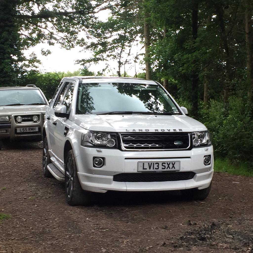 Land Rover Freelander 1: Land Rover Freelander 2 Dynamic