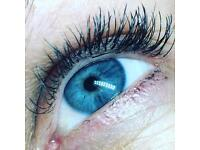 Individual Eyelash Extensions £30 January offer