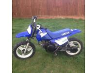 Yamaha pw 50 mint example