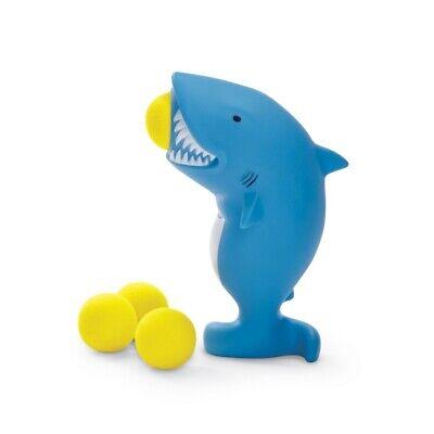 Mud Pie E9 Kids Toy Shark Rubber Popper w/ Foam Balls 5pc Set 12600033](Ball Poppers)