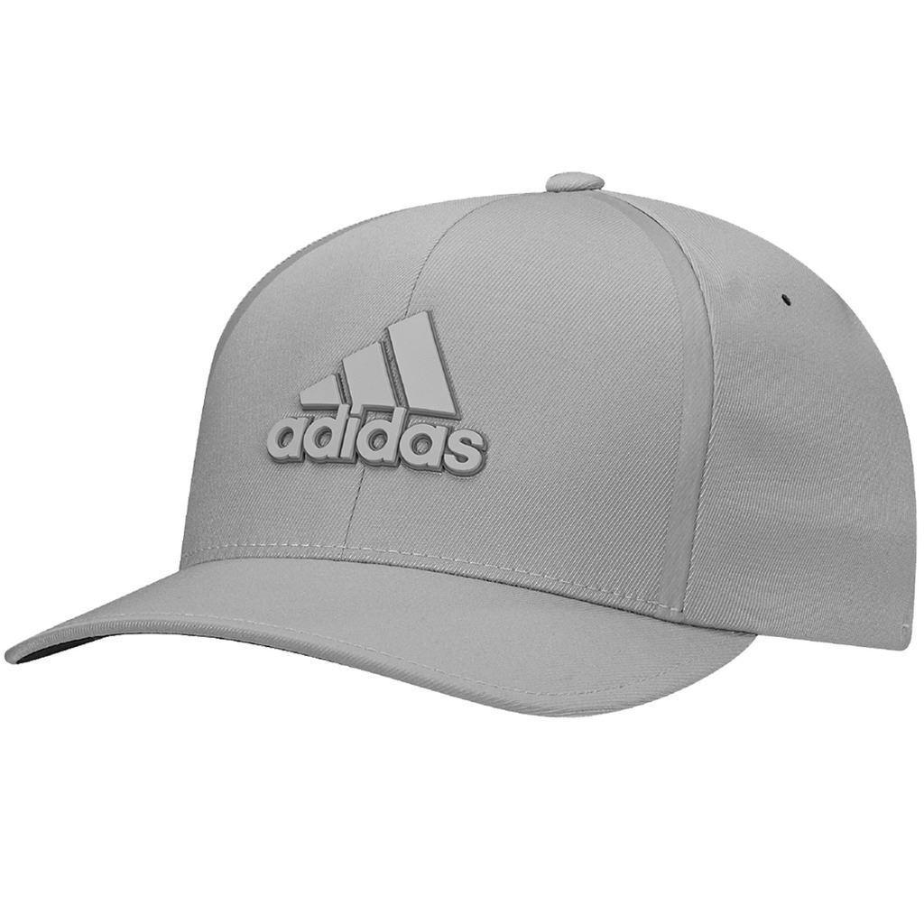 ca58afe9327 adidas TaylorMade Golf Delta Flex-Fit Hat Structured Mens Golf Cap ...