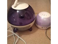 Humidifier and Air Purifier