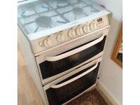 Used gas cooker