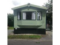 Static caravan for sale Fallbarrow Park Lake District £42,995