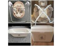 Mothercare Teddy's toy box bundle