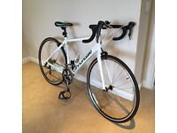 Cannondale White Womans Road Bike Never Used