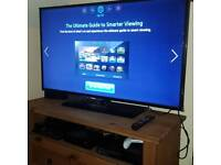 "Samsung 46"" Smart LED HD Tv"