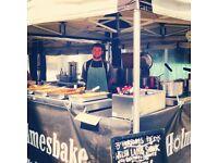 General Kitchen staff / service staff £10 per hour