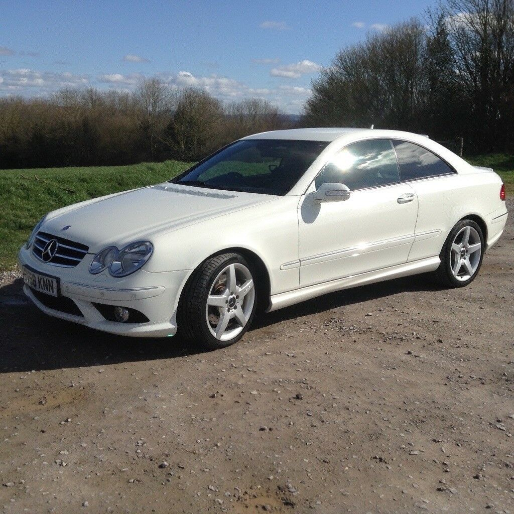 Mercedes Benz CLK 220 Sport   2 Door