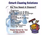 Domestic Cleaner, House, Office, School, etc.