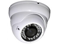 CCTV Cameras large dome verifocal 2MP 2.8-12mm Lens 36LED Full 1080P day/night ir vision