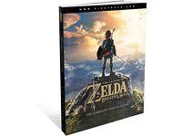 Zelda breath of the wild book