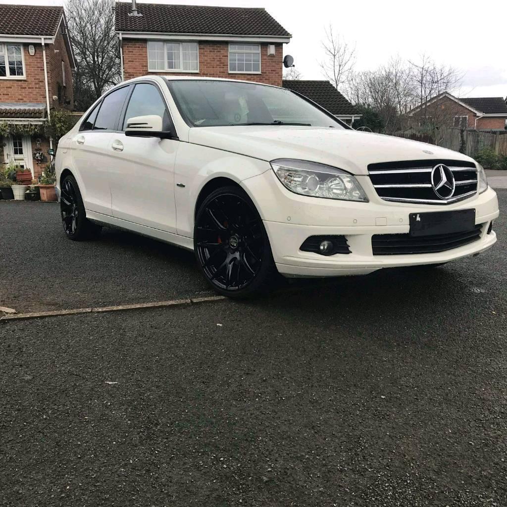 Mercedes C200 215-230bhp | in Nottingham, Nottinghamshire | Gumtree