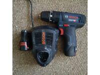 Bosch Professional GSB12v-15 Combi Hammer Drill Driver