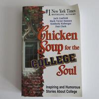 Chicken Soup for the College Soul $22 new