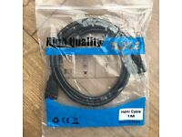 HDMI Cables 1Metre (pack of 25)