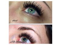 Russian Mink Lashes-Eyelash Extenion- Kingston, Surbiton,Twickenham,Molesey,Putney,Malden,Worcester