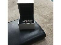 Ladies Pandora Birthstone Rings